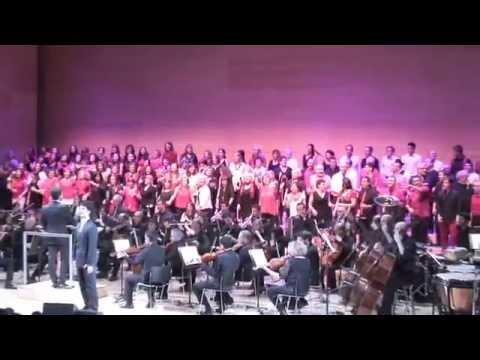 """Carles Cases i Lluís Llach - """" Un núvol blanc """" (29-6-2013 Concert per la Llibertat)из YouTube · Длительность: 6 мин23 с"""