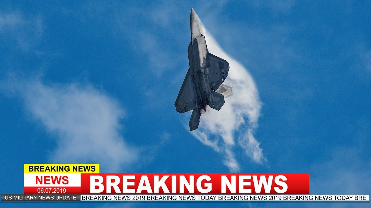 Could this new threat bring down the f-22 raptor stealth fighter jet ?
