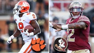 Clemson vs. Florida State Football Preview