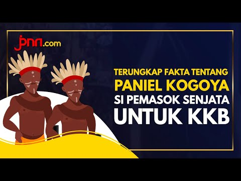 Terungkap Fakta tentang Pemasok Senjata untuk KKB Papua