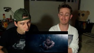 Tomb Raider Official Trailer Reaction