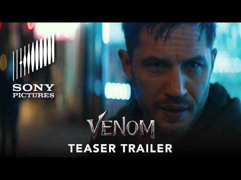 Venom - New Trailer