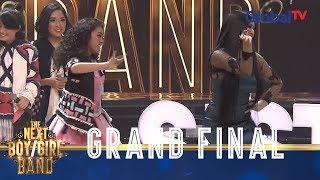 Asik Banget! DENADA & ZALFA Duet JAIPONG! I The Next Boy/Girl Band GlobalTV