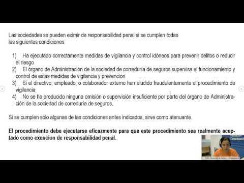 Clase «El sistema Proceso Penal Chileno»