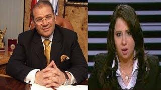 زواج حسن راتب مالك قنوات المحور من مذيعة بالقناة...مفاجأة