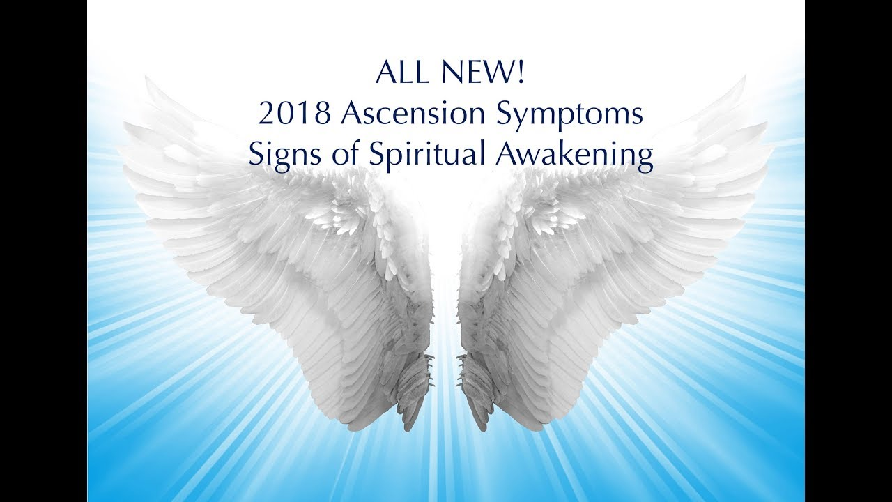Signs of spiritual awakening ascension