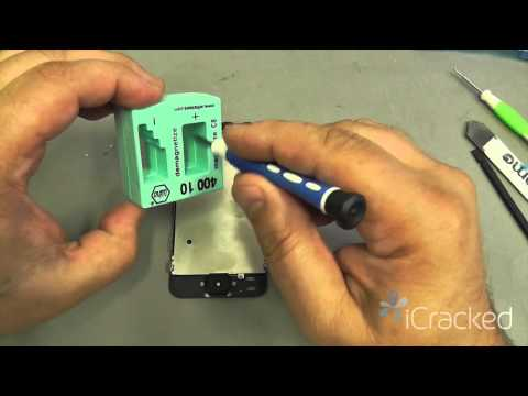 Official Iphone Screen Lcd Replacement Instructions