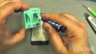 Official iPhone 5 Screen  LCD Replacement Video  Instructions - iCrackedcom