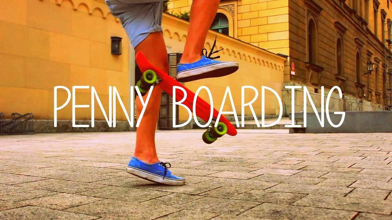 Penny Boarding: Munich - YouTube