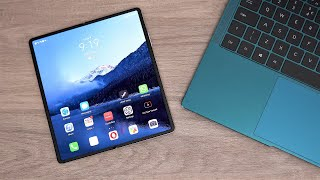 Huawei Mate X2 Review Vs Z Fold 2 (In-Depth FULL Review)