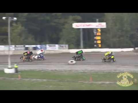 Bear Ridge Speedway 600cc Heat Race