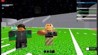 Roblox Super Bowl XLVI