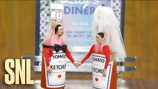Marrying Ketchups - SNL