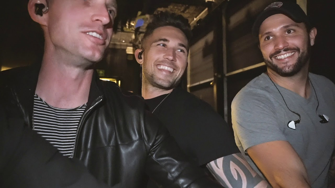 Michael Ray   Kick It In The Ship with Brantley Gilbert: Day 1