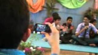 Qawali at ARMY PUBLIC SCHOOL fair well party....mhuk