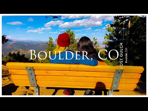 Travel Vlog: Boulder, CO