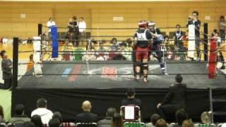 第18回シュートボクシング全国大会オノ1回戦.wmv