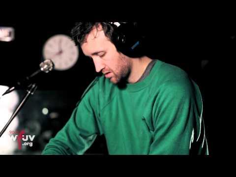 """Sylvan Esso - """"H.S.K.T."""" (Live at WFUV)"""