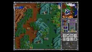 Heroes of Might and Magic 2 Gameplay: Session 4 (2 of 2)