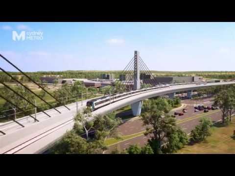 Designing Sydney Metro's new stations