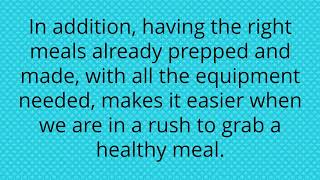 5 Meal Planning Hacks To Simplify Life