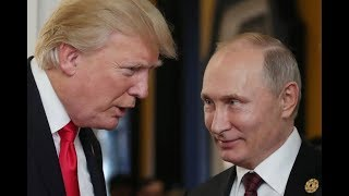 Trump and Putin summit