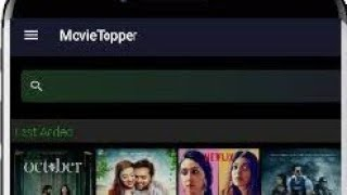 How to download movie topper app..