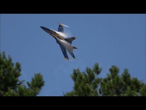 Blue Angels Pensacola NAS 6/26/18