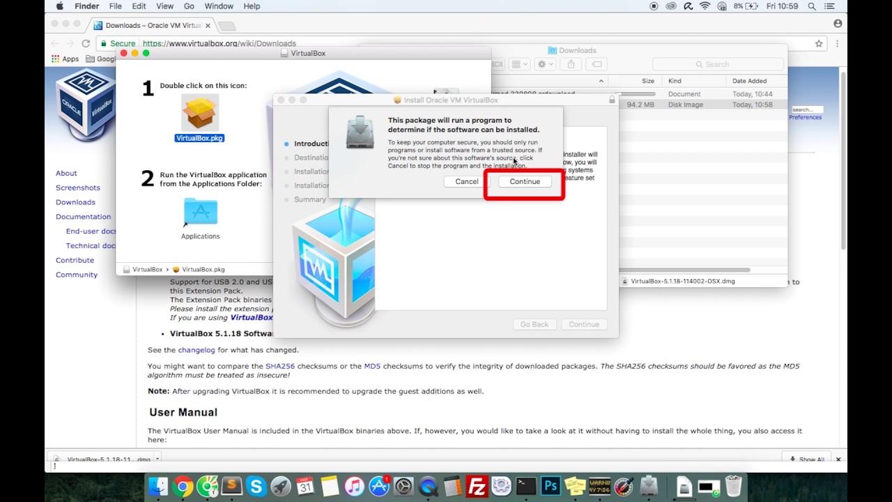 Virtualbox Image Mac Os X Download