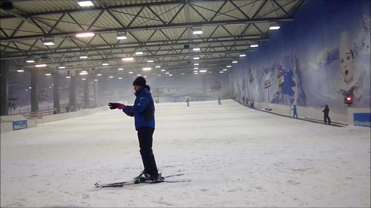 Skihalle Neuss - YouTube