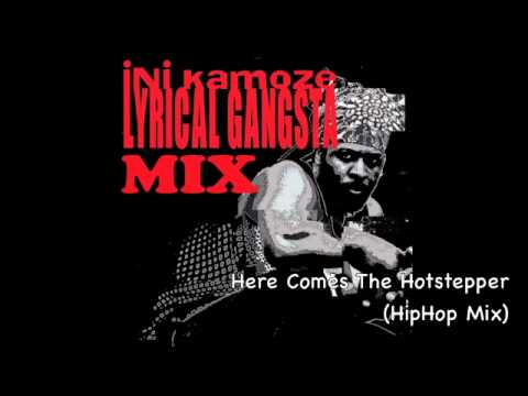 INi Kamoze - Here Comes The Hotstepper (Hiphop Mix)