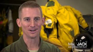 U-2 Pilots Skim 'Terminator Line'