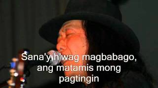 Repeat youtube video Freddie Aguilar   Sa Paskong Darating with lyrics   YouTube
