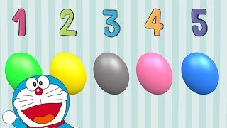 Balonku Ada 5 Doraemon Sopo Jarwo Lagu Anak Indonesia Ceria