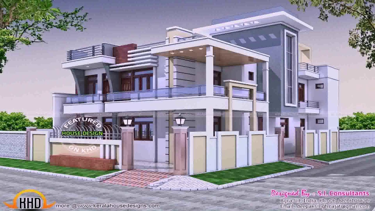 House Portico Designs Photos In India For 2 Floor See