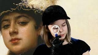 Картина И. Крамского «Неизвестная» -