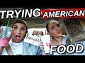 DRIVE WITH US! British Boy Trying American Fast Food ft lookingforlewys | Kenzie Elizabeth