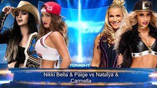 Wwe 2k17 Paige Vs Nikki Bella
