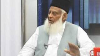 (5/9) The Lucman Show with Dr Israr Ahmed