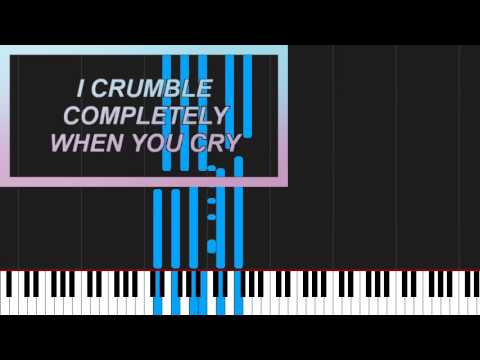 How To Play 505 By Arctic Monkeys On Piano Sheet Music Youtube
