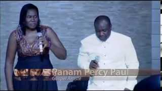 Panam Percy Paul - (The African Praise Experience 26-Jul-13)