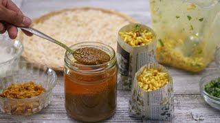 ঝাল মুড়ির মসলা | Jhal Murir Moshla | Spich Mix for Chaat | Spice Mix for Puffed Rice