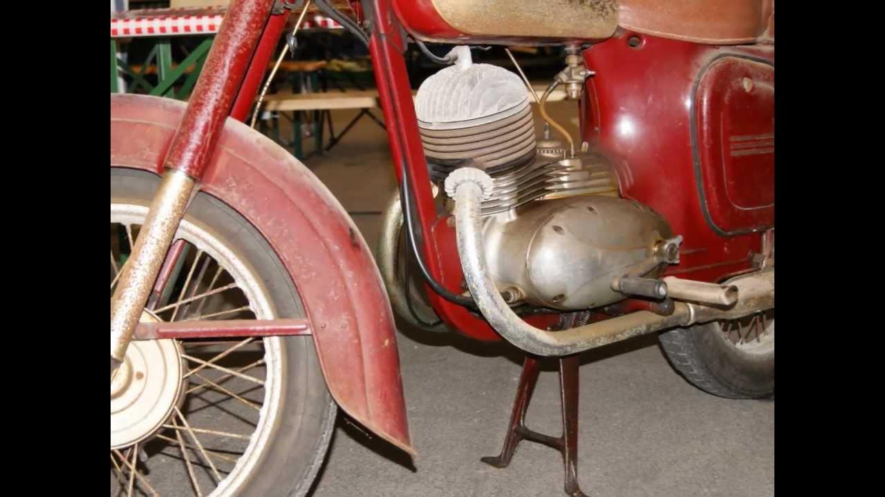 jawa 175 oldtimer doppelport cssr oldtimer classic bike. Black Bedroom Furniture Sets. Home Design Ideas