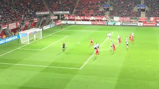 Penalty Tighadouini | FC Twente - FC Eindhoven (3-0) | KNVB Cup