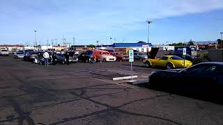 CARS AND COFFEE (APRIL 2018)