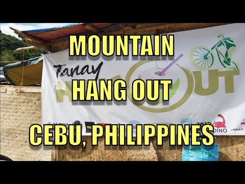 Mountain Hang Out Cebu Philippines.