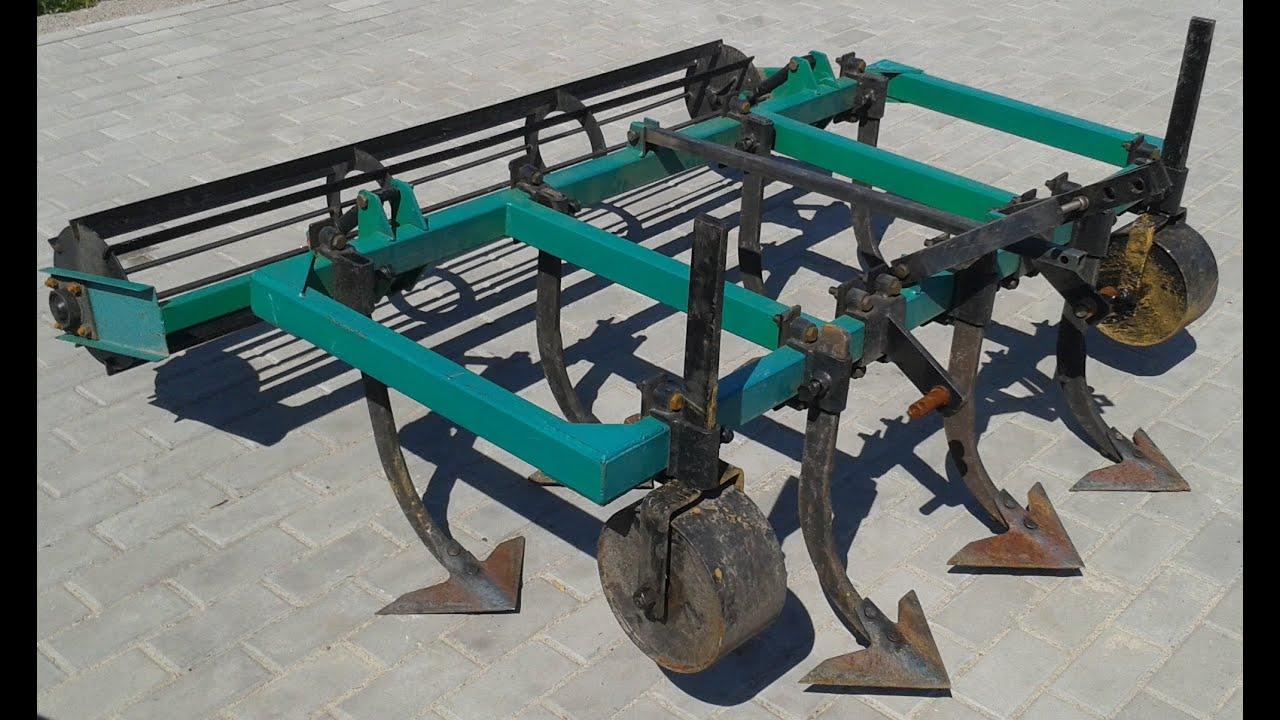 Культиватор незаменимый агрегат для подготовки почвы под посев зерновых и пропашных культур, используется для обработки паров, очень.