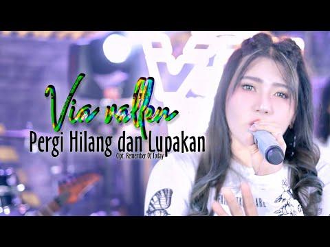 Via Vallen - Pergi Hilang dan Lupakan ( Official MV ViVa Music Indonesia )