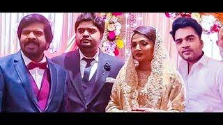 KURALARASAN RECEPTION : Private Ceremony with Close Family Members   Simbu's House Wedding   Video