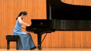 Anna Han plays Wagner/Liszt Isolde